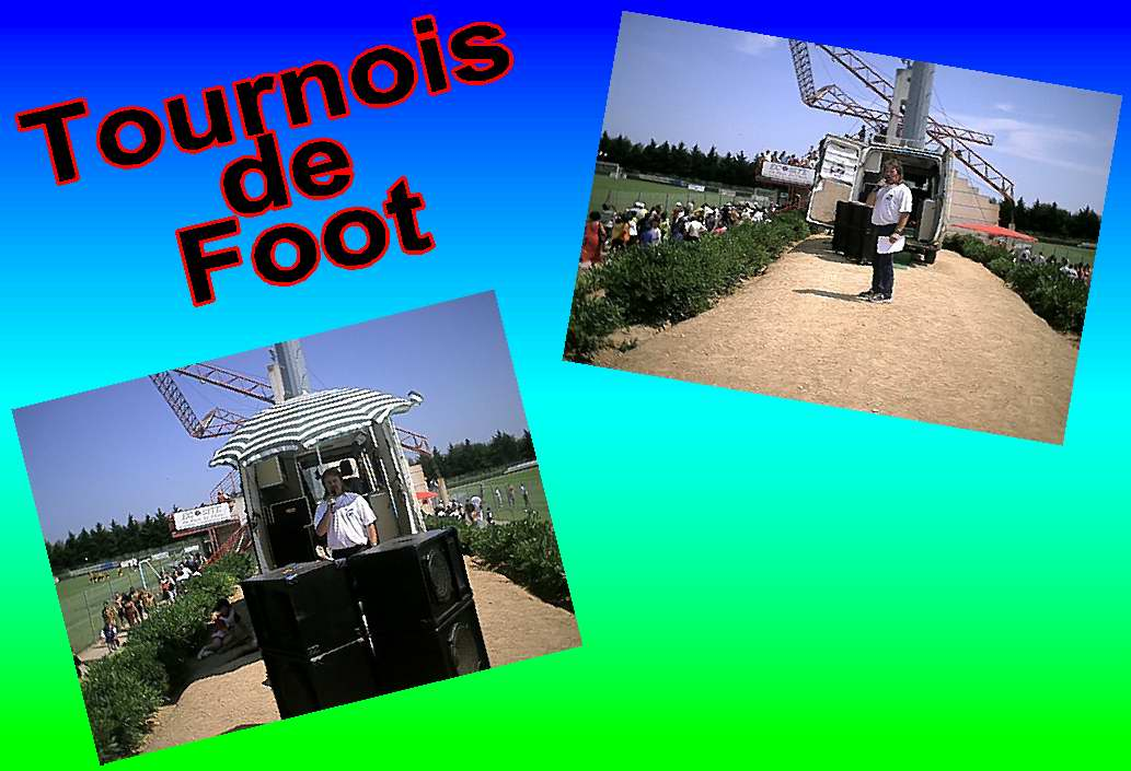 Tournois de foot 1